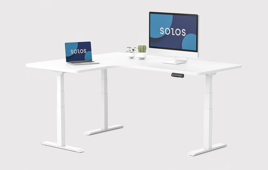 L-Shaped Standing Desks and Corner Desks You'll Love in 2021