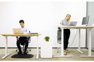 What is the Best Shape for a Standing Desk?