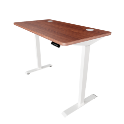 Solos Walnut Premium Standing Desk