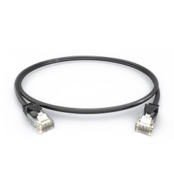 Solos Cat6 Ethernet Black Cable