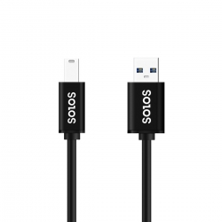Solos USB 3.0 Type B Cable