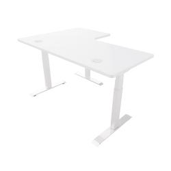 SOLOS Premium L-shaped Standing Desk