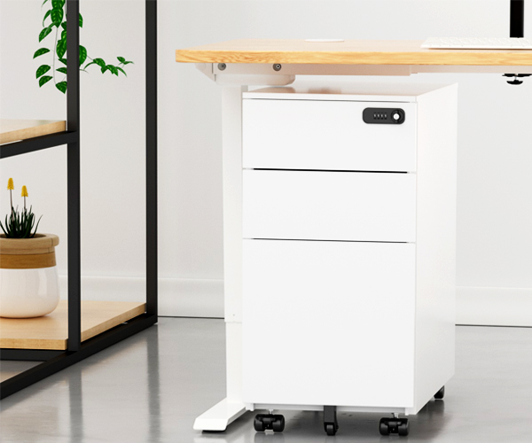 The Modern And Sleek Design of SOLOS File Cabinet