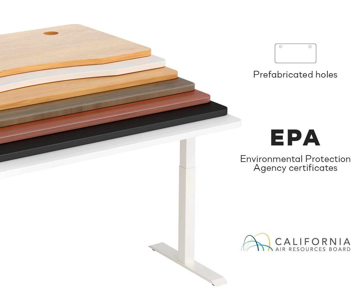 High Quality And Eco-Friendly Features of SOLOS V2 Premium Desk