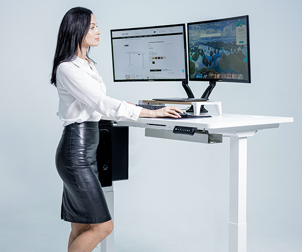 The Choice For a Healthier Lifestyle from Standing Desks